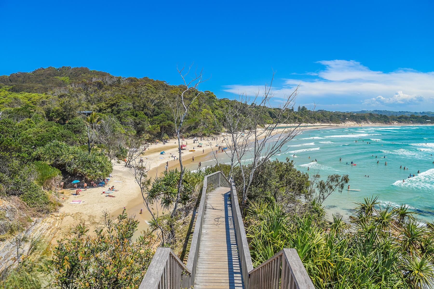 Byron Bay Walking Path